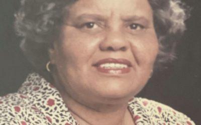RUTH SMITH 1930 – 2021